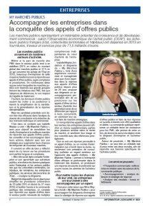 My Marchés Publics L'Informateur Judiciaire