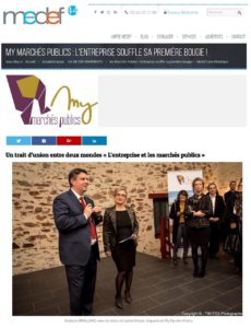 newsletter MEDEF 44